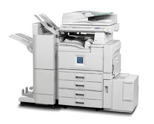 Ricoh Aficio 2045 Copier Machine